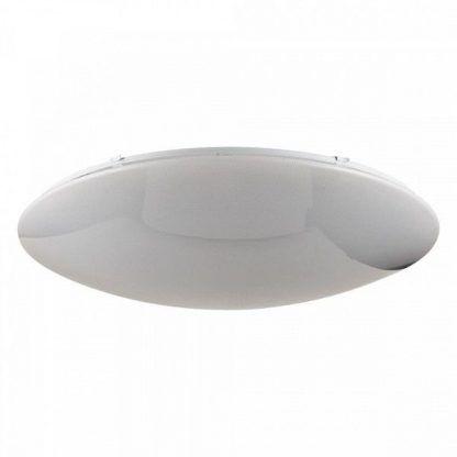 biały plafon do nowoczesnej łazienki lub przedpokoju