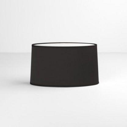 czarny abażur do lampy 25428