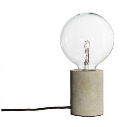 dekoracyjna lampka stojąca - bardzo mała