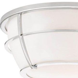 Dekoracyjna srebrna obudowa plafonu do kuchni