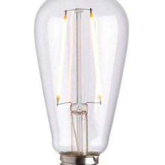 dekoracyjna żarówka edisona - lampy