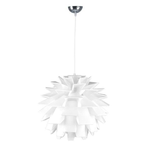 Lampa wisząca Lathi kolor biały K OP 9021