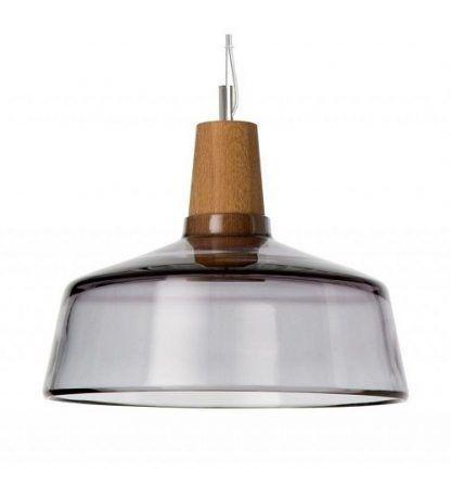 dymione szkło - lampa wiszaca nowoczesna dokuchni