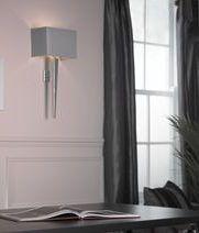 eleganckie lampy w klasycznym gabinecie