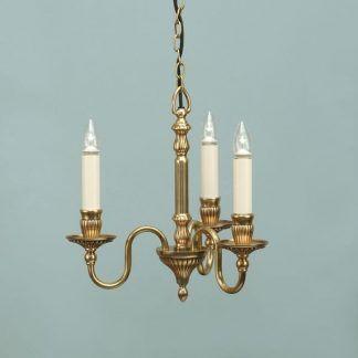 fitzroy złoty żyrandol świecznikowy regulacja długości