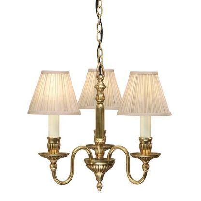 fitzroy złoty żyrandol z klasycznymi dekorami
