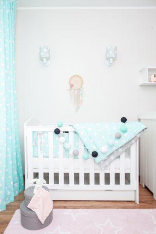 jak oświetlić łóżeczko w pokoju dziecięcym
