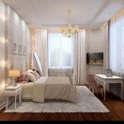 jasny żyrandol sypialnia modern classic aranżacja
