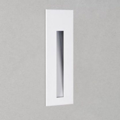 kinkiet ścienny do korytarza lub schodów - podtynkowy
