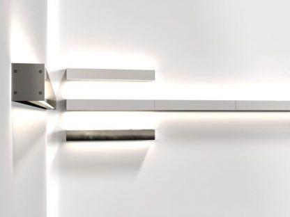 kinkiety łazienkowe szynowe - nowoczesne oświetlenie led
