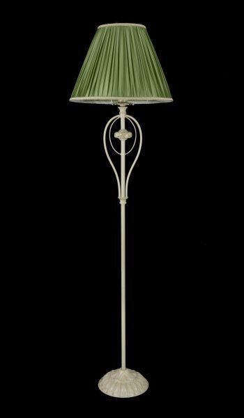 klasyczna lampa podłogowa do salonu