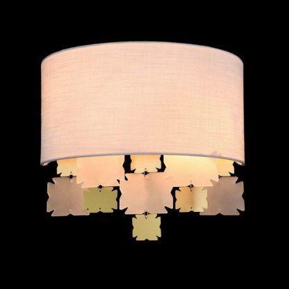 lampa ścienna ze zdobieniami 161864