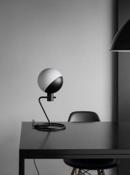 lampa stołowa do nowoczesnego gabinetu