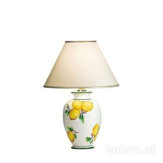 lampa stołowa z abażurem ceramiczna