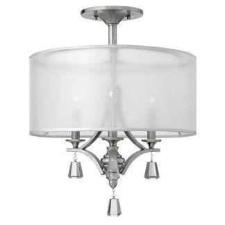 lampa sufitowa glamour z kryształami do salonu