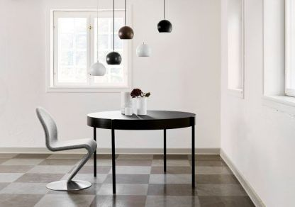 Lampa w kształcie kuli Ball - do salonu, kuchni i sypialni