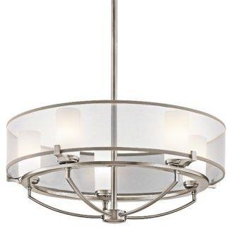 lampa wiszaca astoria z okrągłymi szklanymi kloszami