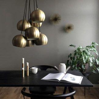 Lampa wisząca Ball Multi - sprawdzi się w salonie