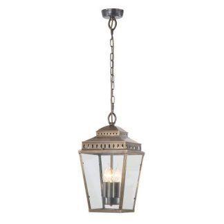 lampa wisząca do wejścia domu lub na balkon