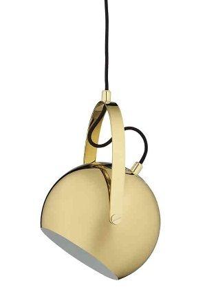 Lampa wisząca, reflektor z regulacją kąta