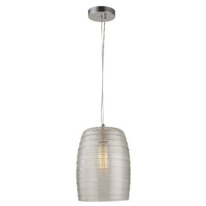 lampa wisząca szklana na schody i klatkę