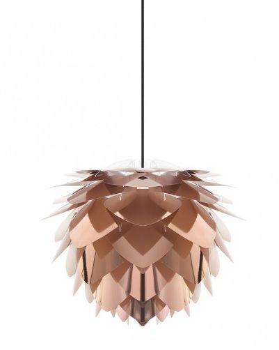 lampa wisząca umage - nowoczesna lampa miedziana
