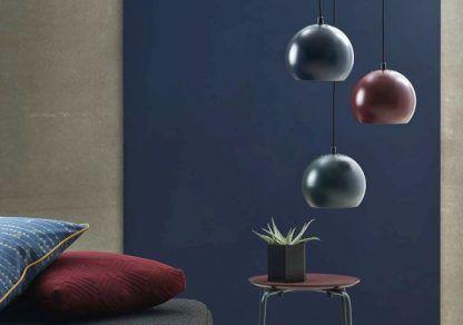 Lampa wisząca w kształcie kuli - dobra jakość