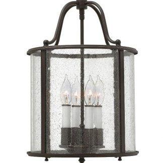 lampa wisząca w stylu lampionu ciemny brąz