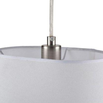 lampa wisząca z kemowym kloszem