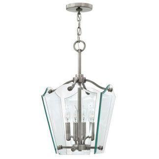 lampa wiszaca ze szkła na żarówki jak świeczki