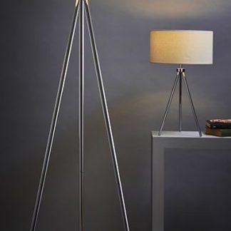 lampy na trójnogach zestaw do salonu
