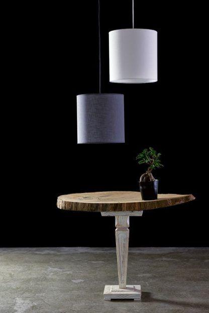 lampy wiszące nad stołem - aranżacje