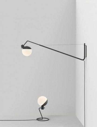 lampy ze szklanych kuli seria nowoczesna