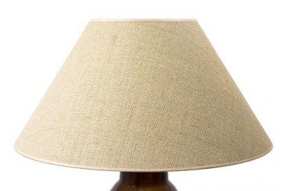 lniany abazur do lampy 218