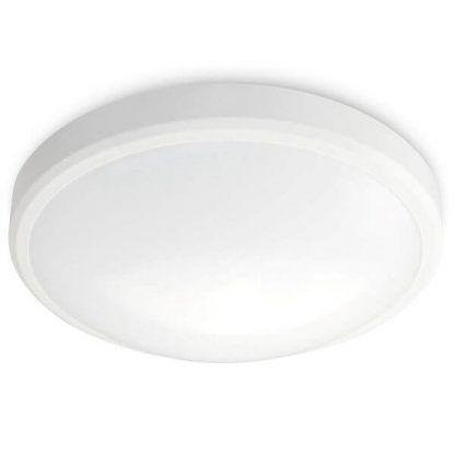 Nowoczesna lampa sufitowa do łazienki