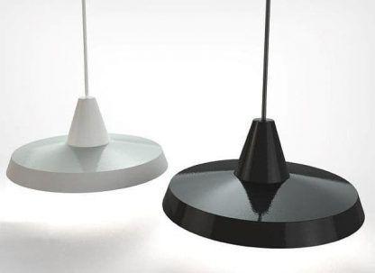 nowoczesne lampy wiszące do salonu scandi