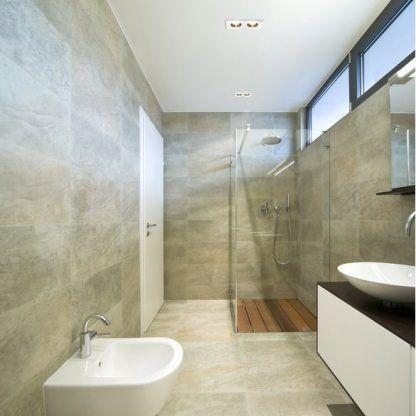 oczka sufitowe podwójne do nowoczesnej łazienki