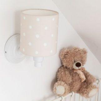 oświetlenie pokoju dziecięcego - kinkiet ścienny