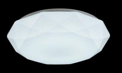Plafon do korytarza z mlecznego szkła