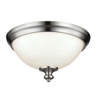 plafon elegancki w klasycznym stylu - srebrny