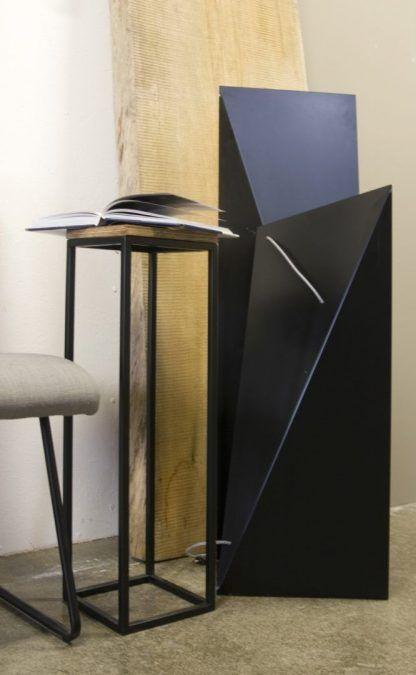 podłogowa lampa stołowa do ozdobienia - retro