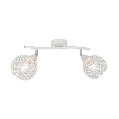 podwójna lampa klasyczna do łazienki lub pokoju