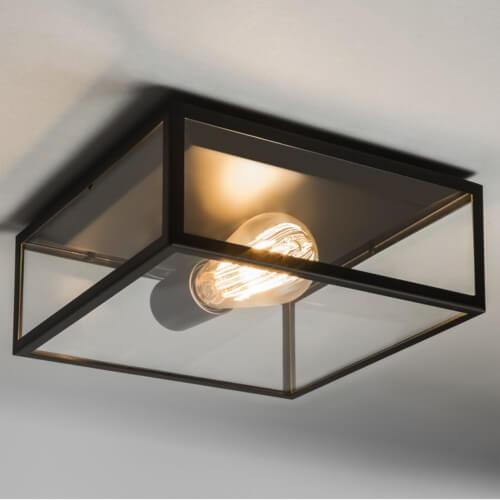 lampy zewnetrzne sufitowe na zarowke
