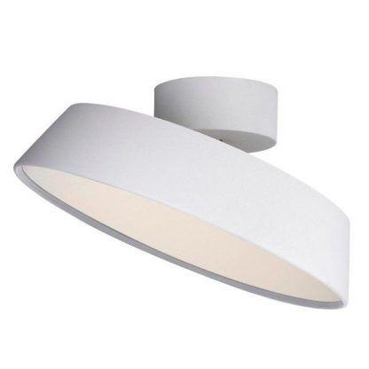 regulacja lampy alba - biała nowoczesna oprawa