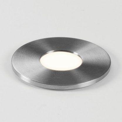 srebrne oczko wpuszczane małe nowoczesne