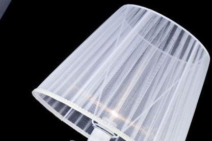 tkany abażur do lampy podłogowej