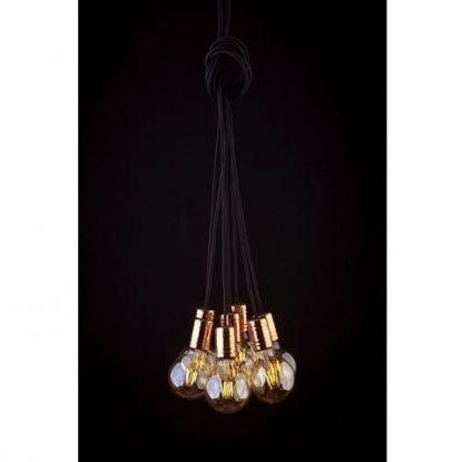 wiązka zawieszeń dekoracyjnych do lamp
