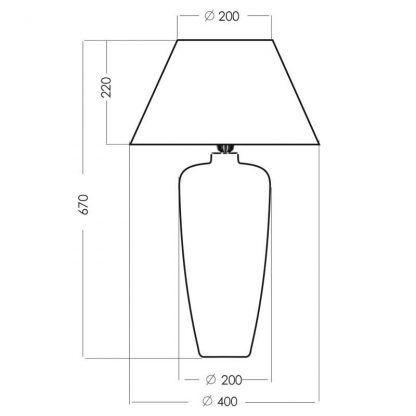 wymiary lampy 68168434732