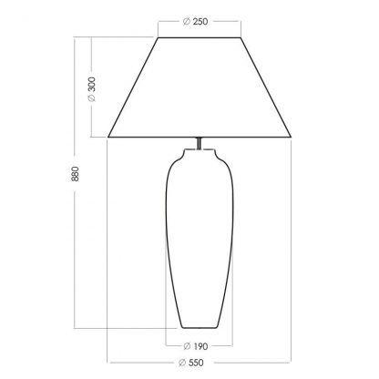 wymiary lampy 71111222222222
