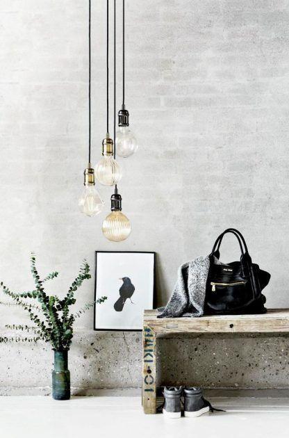zawieszenie do lampy dekoracja aranżacja